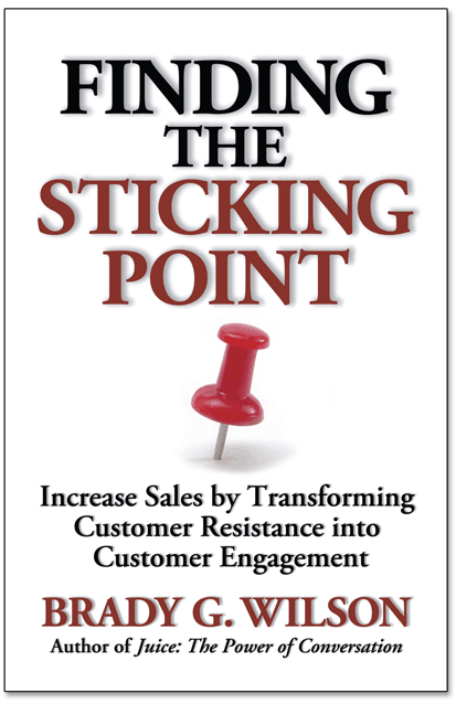 Sticking Point Cover